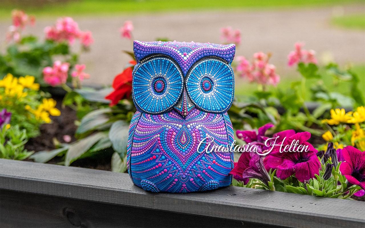 Original Creature - Owl